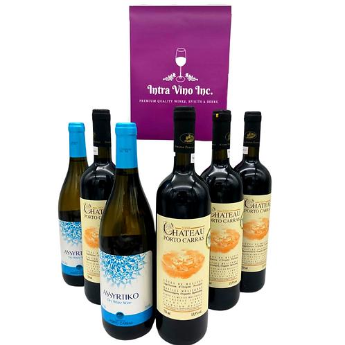 Gift #10 | Organic Greek Wines | Mixed Case