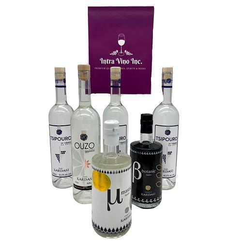 Gift #11   Kardasi Cocktails   Mixed Case
