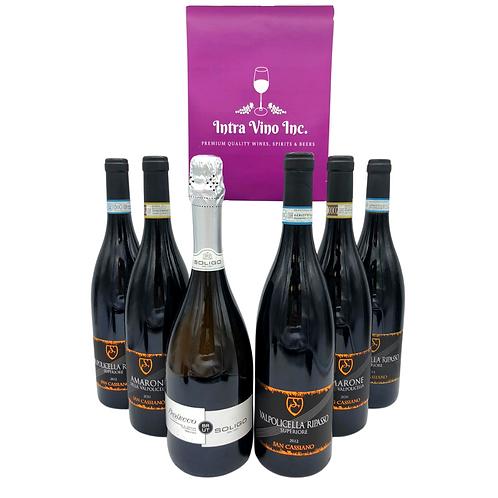 Gift #17 | Italian Wines |  Mixed Case