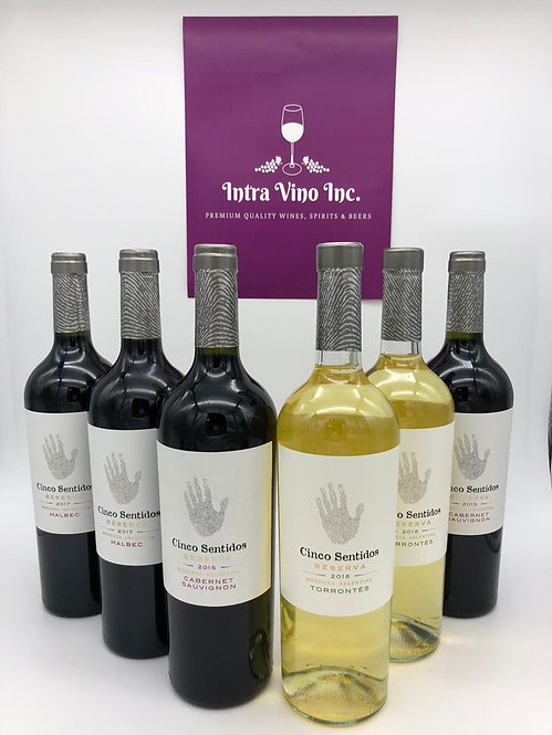 Gift #7 | Argentina wines | Mixed Case