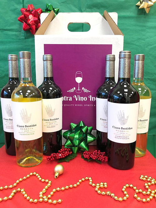 Gift #3 | Argentina wines | Mixed Case