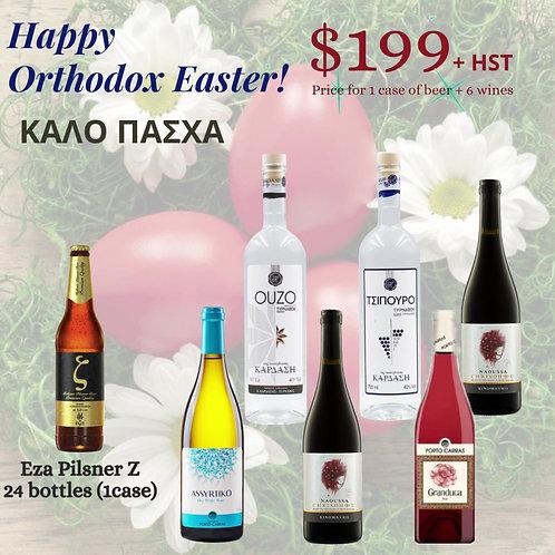 Orthodox Easter Case #1