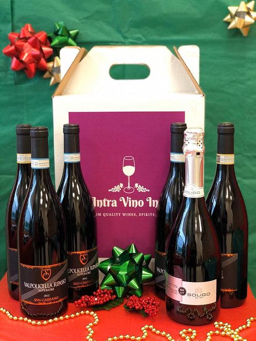 Gift #8 | Italian Wines |  Mixed Case