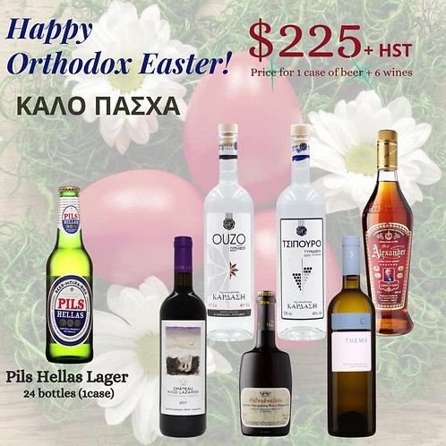 Orthodox Easter Case #2