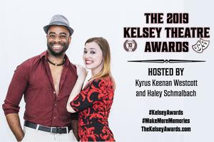 Kyrus Keenan Westcott - Haley Schmalbach - The 2019 Kelsey Theatre Awards