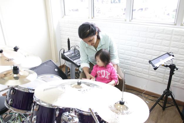 special needs drumming