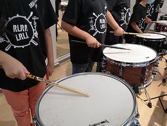 drum prodigy drum camp