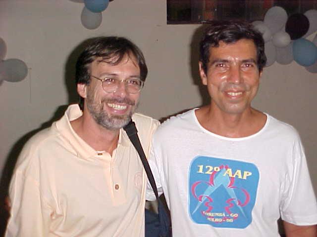 José Augusto e Manoel