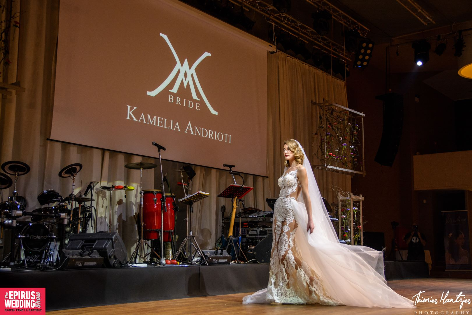 Epirus Wedding Expo Fashion Show