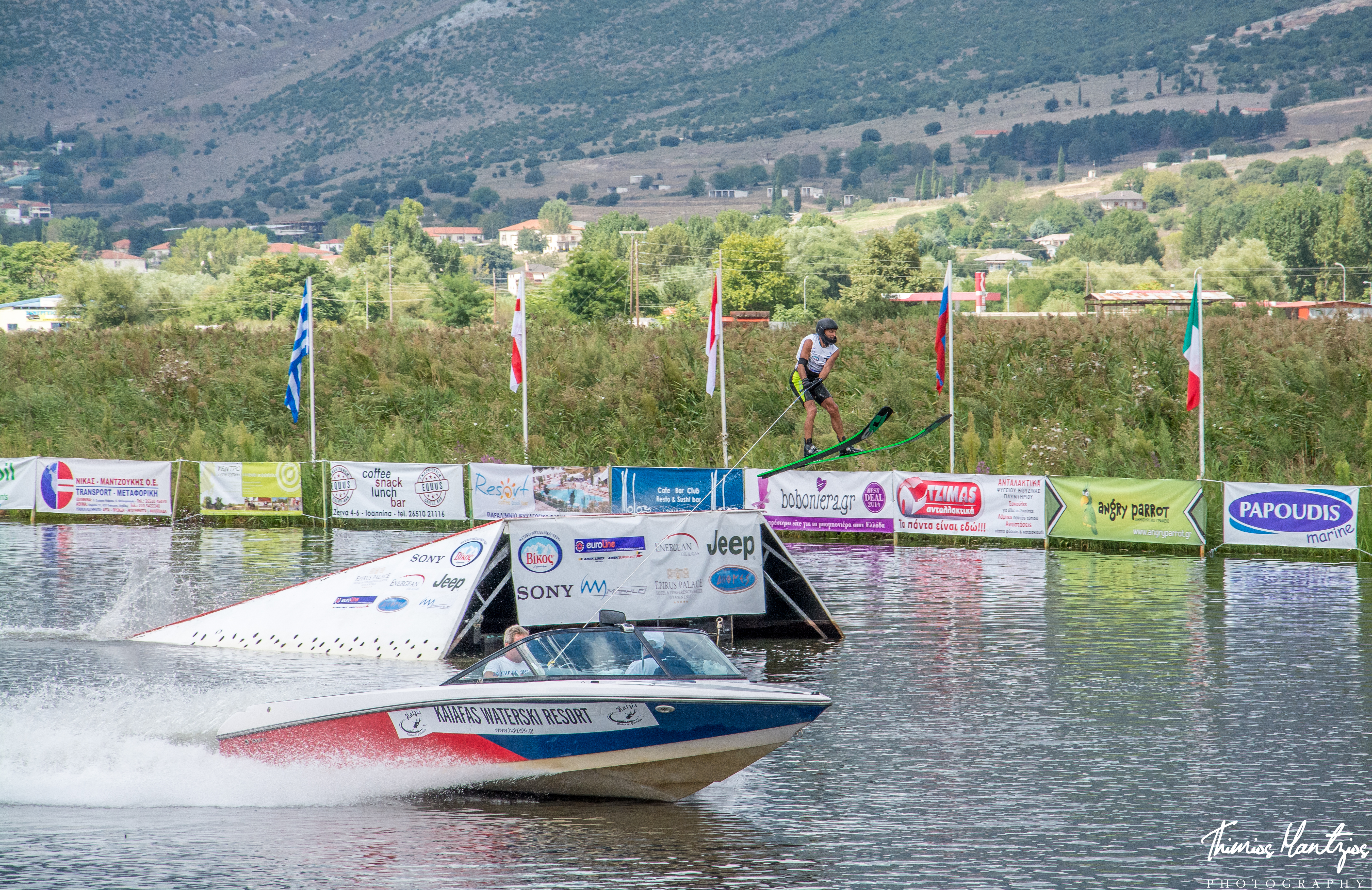 Europe &Africa Championship 35+ 2014