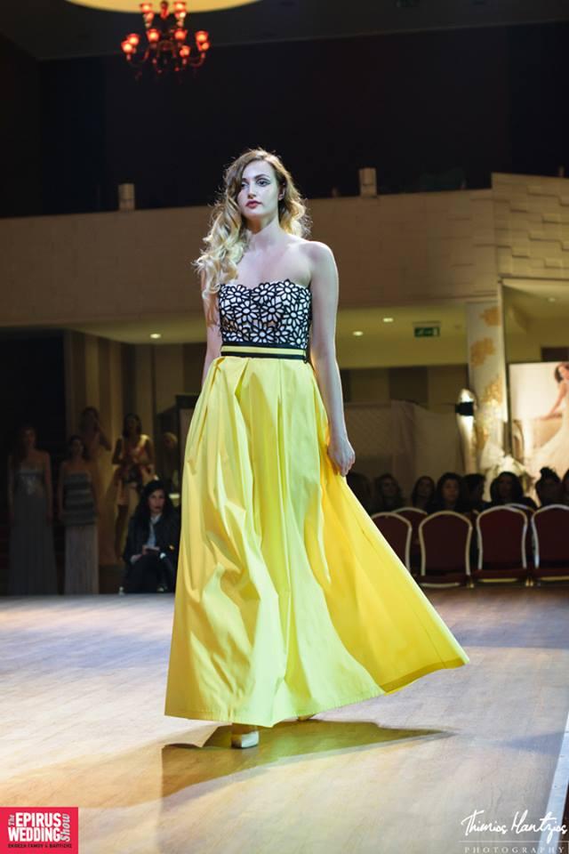 Epirus Wedding Expo Fashion Show