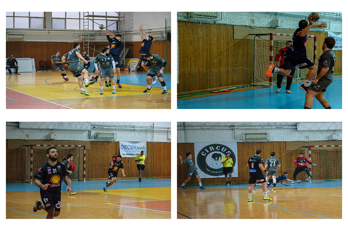 Handball game...A.O.Ioannina
