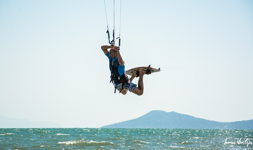 Kite Surfing~Amvrakikos Bay