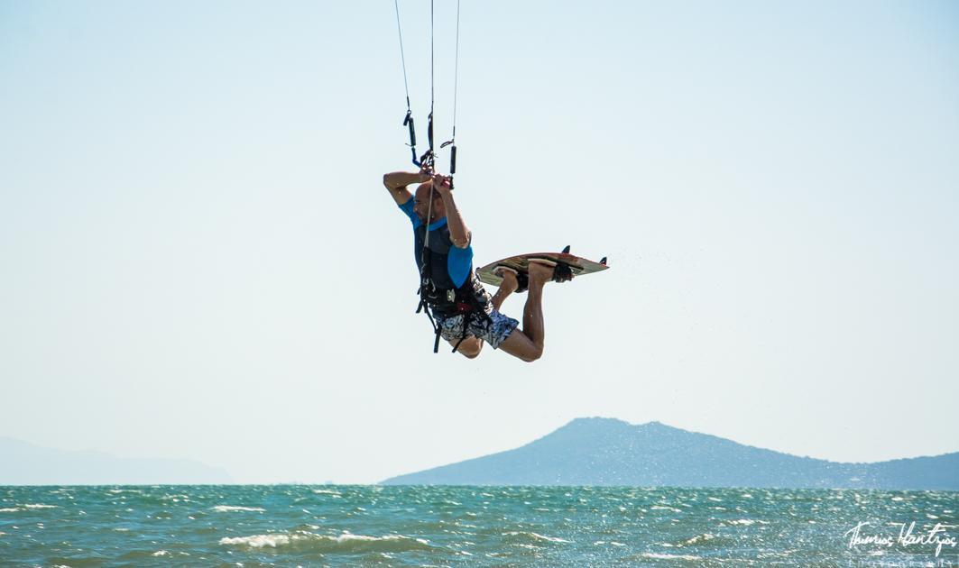 Kite Surfing~Amvrakikos Bay