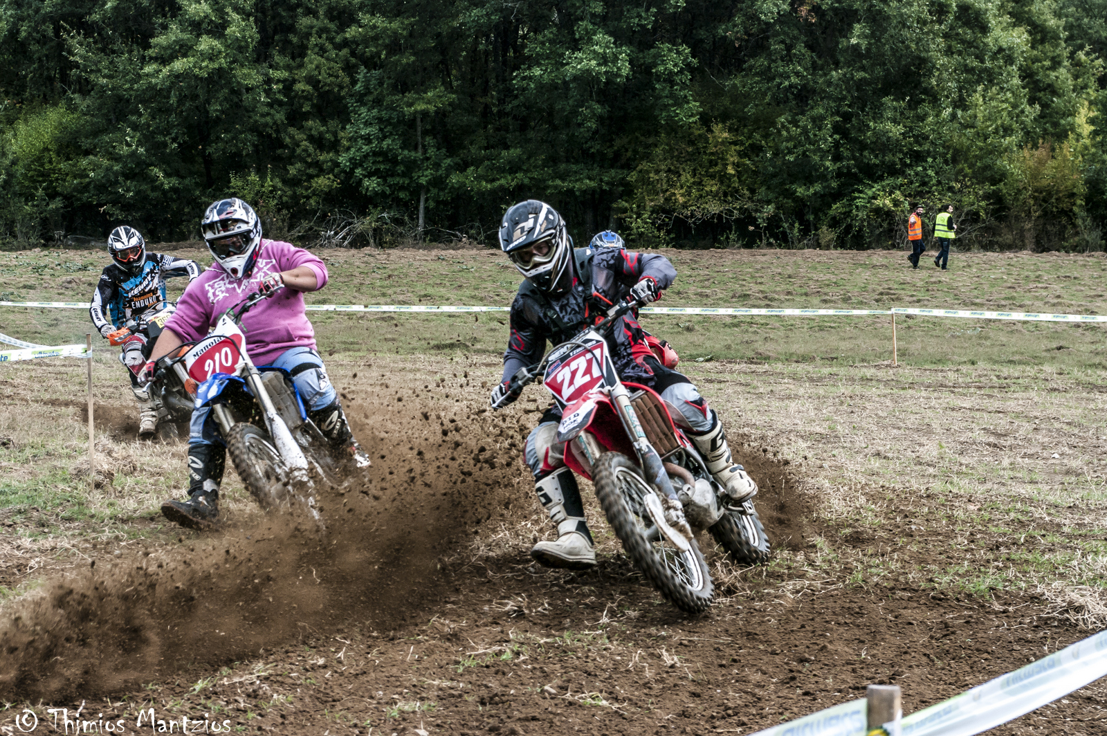 Motocrooss-Scramble championship