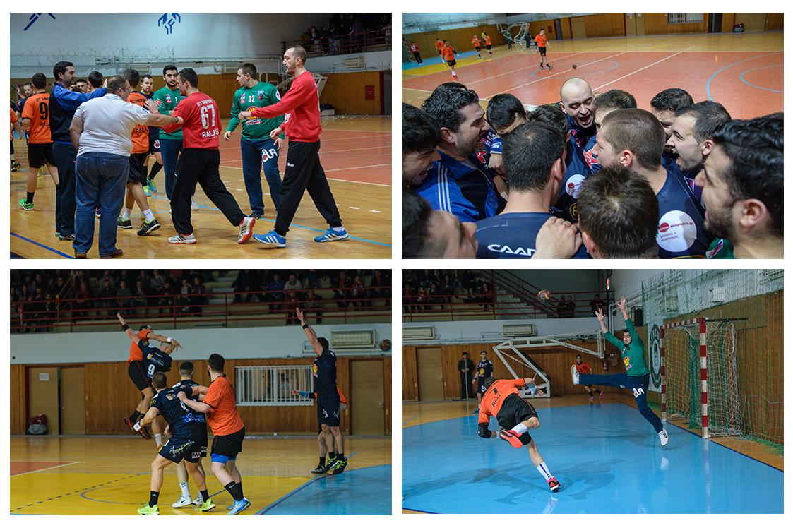 Handball game A.O.I