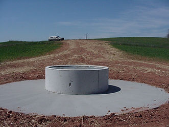 Image of a livestock watering system; livestock watering system; structural BMP