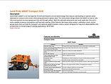 MSCD rental farm equipment specifications