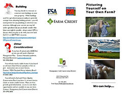 PDF: Buying a Farm. Downloadable resource from MSCD.