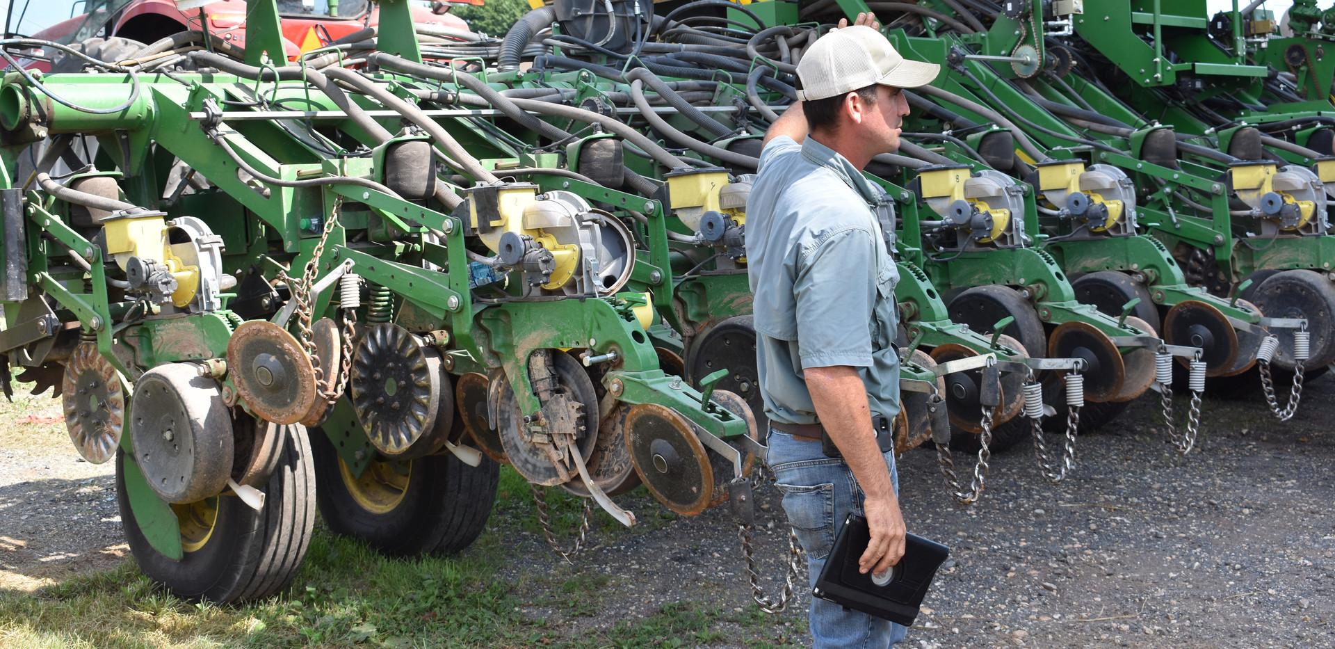 Jamison Ag & Turf Farm Tour