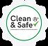 Logo_Clean & Safe_Hotel Alicante Golf_10