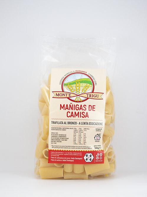 MANIGAS DE CAMISA