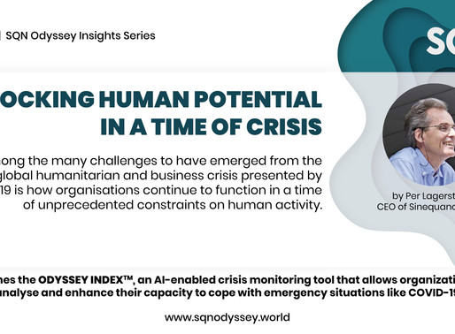 Unlocking Human Potential in a Time of Crisis