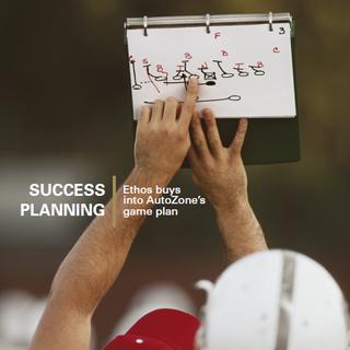 Success planning : Autozone Acquisition Deal Card