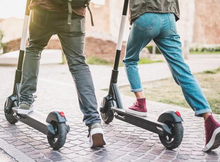 E-Scooter- Future of Micro-Mobility