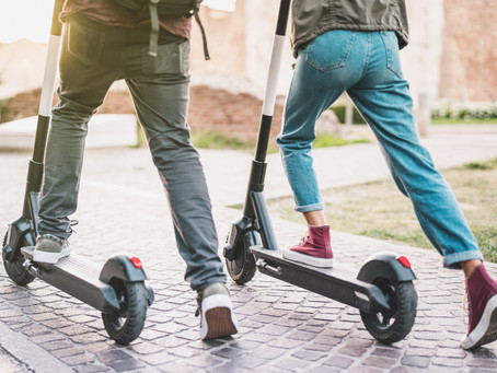 E-Scooter- Future of Micro-Mobility