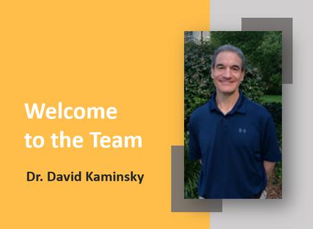 Dr. David Kaminsky Joins Lumenci as a VP of IP Development