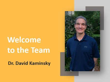 Dr. David Kaminsky Joins Lumenci as a VP of IP Development
