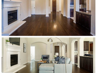 Home Staging Dallas: Before & After