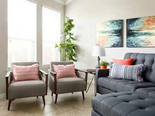 The Versatile Living Room