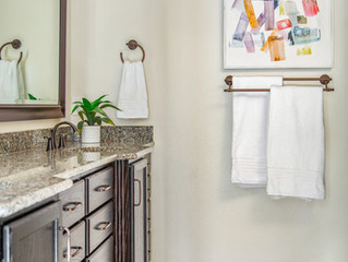Staging the Bathroom
