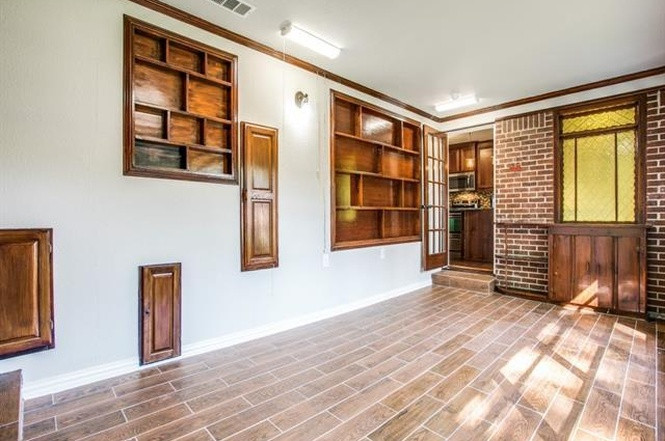 Before Home Staging in Dallas