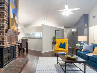 Make it Pop: Using Color in Home Staging