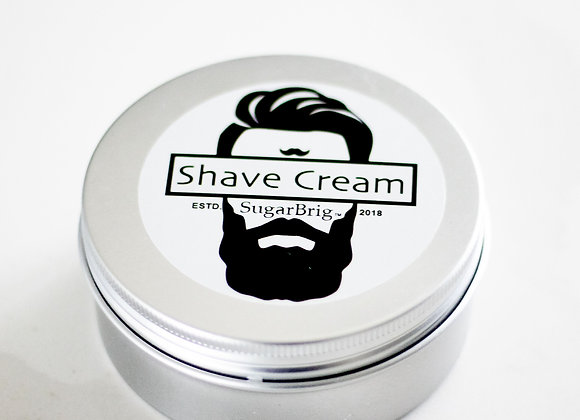 SugarBrig™ Shave Cream