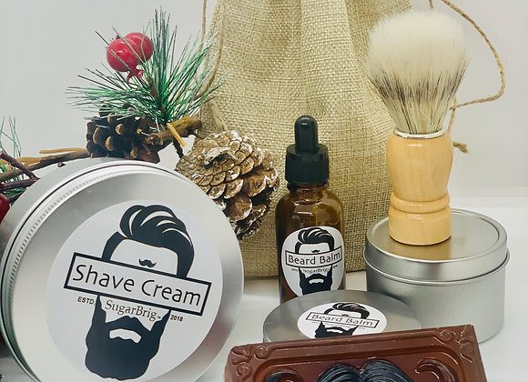 SB Beard Grooming Kit