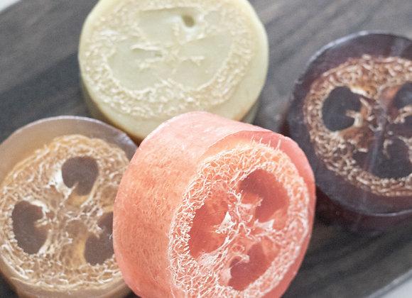 SugarBrig™ Loofah Soap