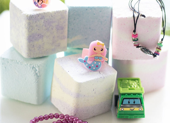 SugarBrig™ Kids Prize Bomb (4 Bombs)