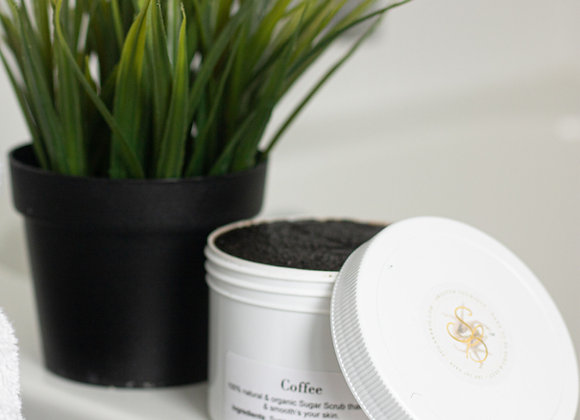 SugarBrig™ Coffee Scrub