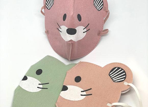 Mouse Kids Mask