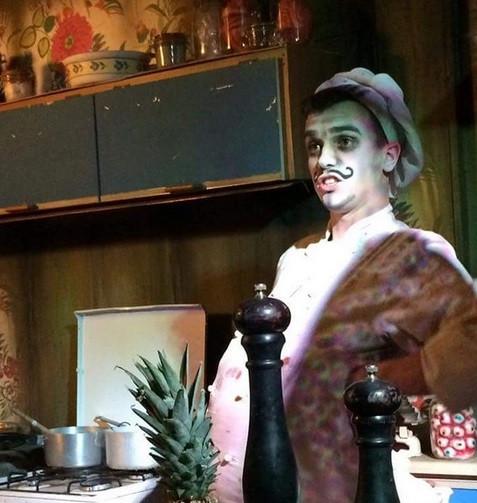 Halloween actor Devon