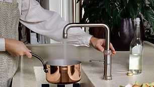 Quooker Instant Boiling Water Tap