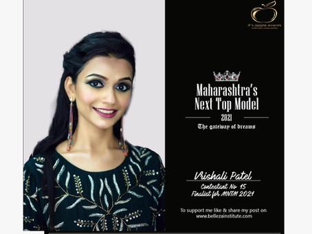 Vrishali Patel Finalist for Maharashtra's Next Top Model 2021