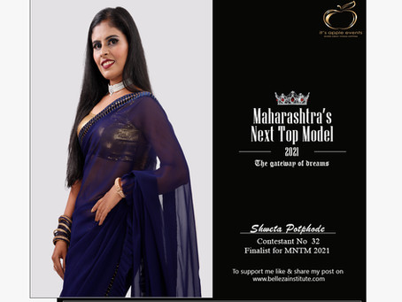 Shweta PothodeFinalist for Maharashtra's Next Top Model 2021
