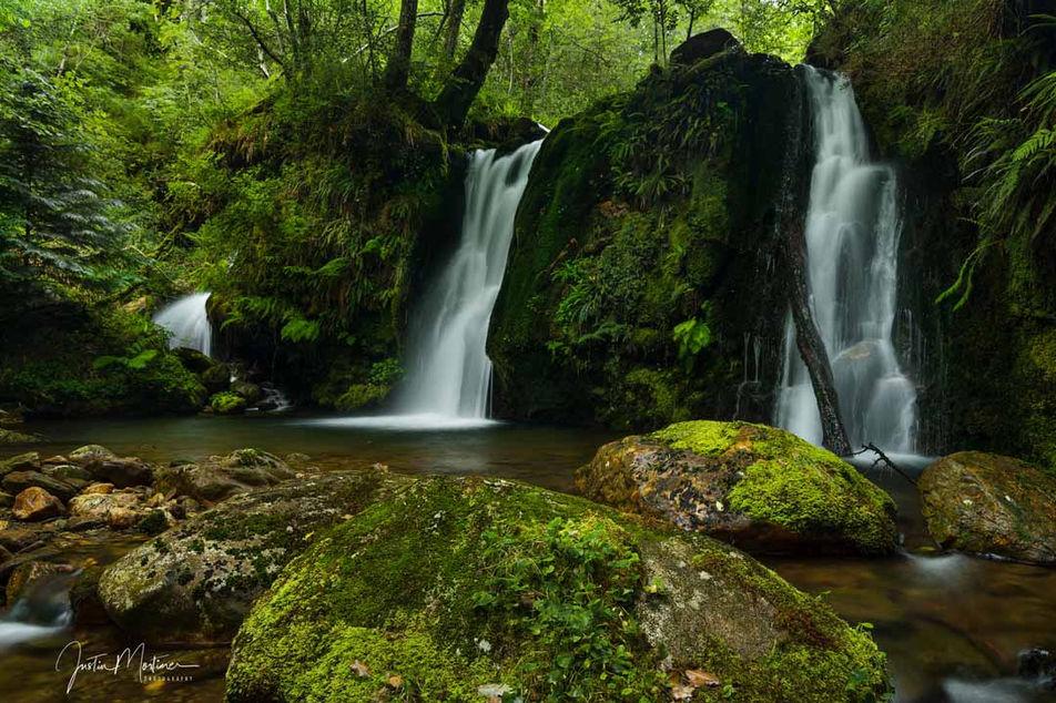 3 waterfalls