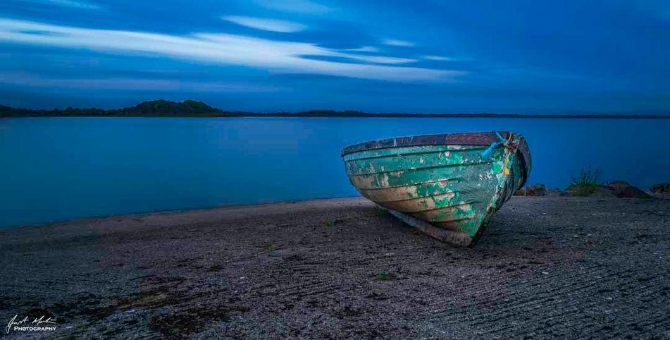 Lough Conn Boat