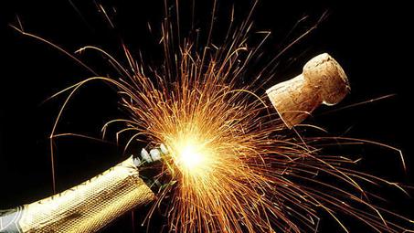 Nieuwjaars borrel